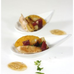 10.1 Pechuga de pollo a la naranja